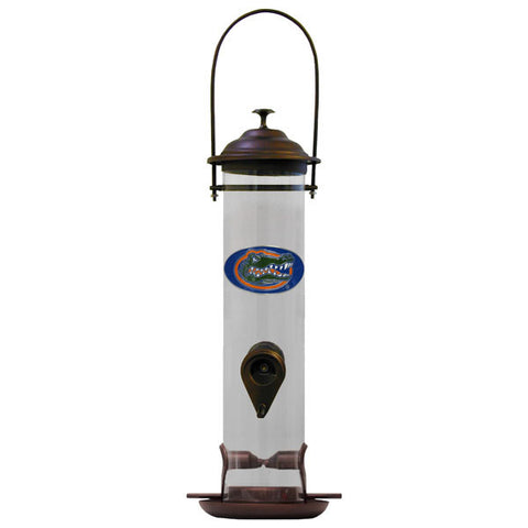 Florida Gators Thistle Bird Feeder