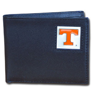 Tennessee Volunteers Leather Bi-fold Wallet