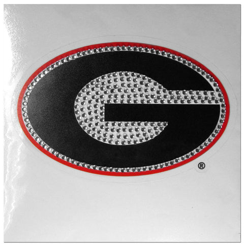 Georgia Bulldogs Vinyl Bling Decal
