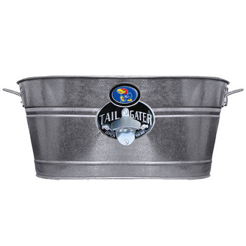 College Beverage Tub - Kansas Jayhawks