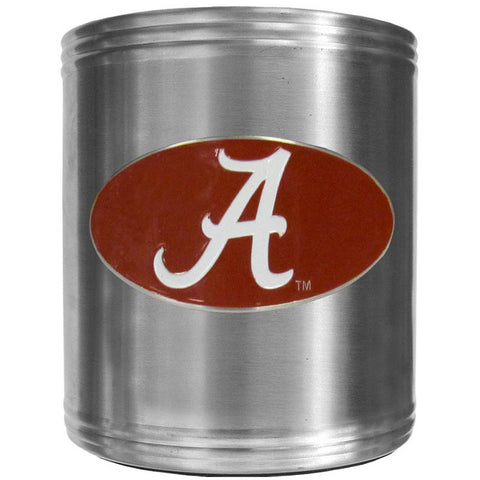 Alabama Crimson Tide Steel Can Cooler