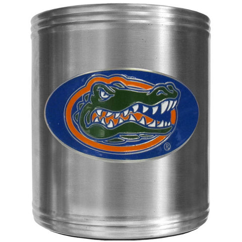 Florida Gators Steel Can Cooler