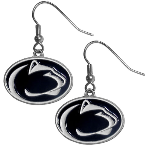 Penn St. Nittany Lions Dangle Earrings