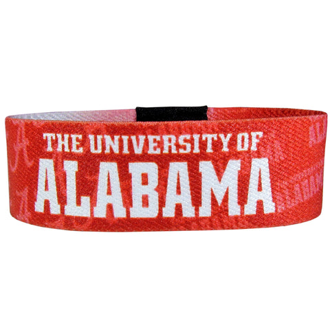 Alabama Crimson Tide Stretch Bracelets
