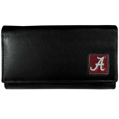 Alabama Crimson Tide Leather Women's Wallet