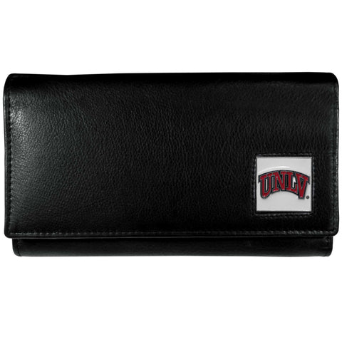 UNLV Rebels Leather Women's Wallet