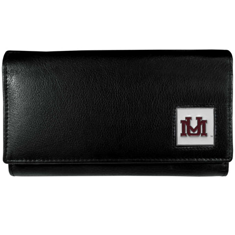 Montana Grizzlies Leather Women's Wallet