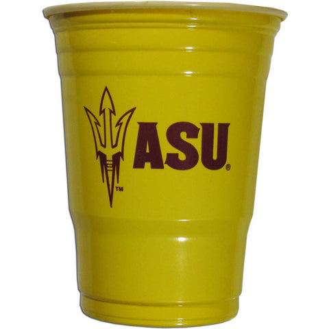 Arizona St. Sun Devils Plastic Game Day Cups