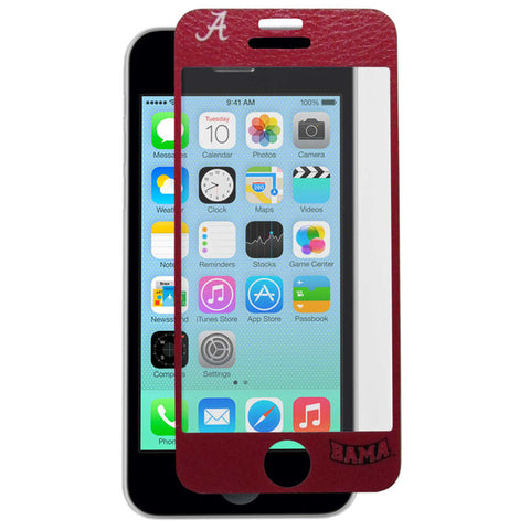 Alabama Crimson Tide iPhone 5/5S Screen Protector