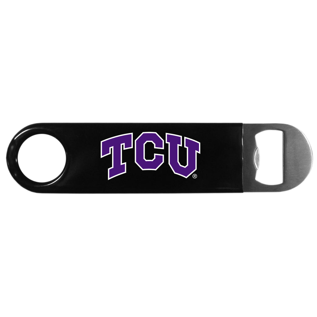 TCU Horned Frogs Long Neck Bottle Opener