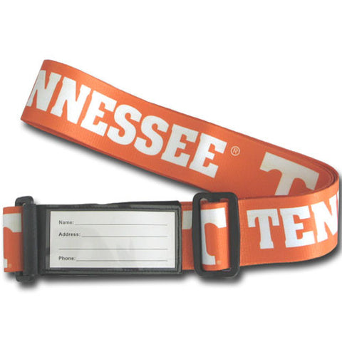 College Luggage Strap - Tennessee Volunteers