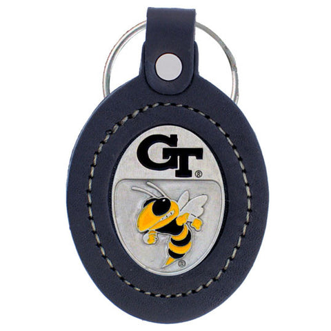 College Keychain - Georgia Tech Yellow Jackets