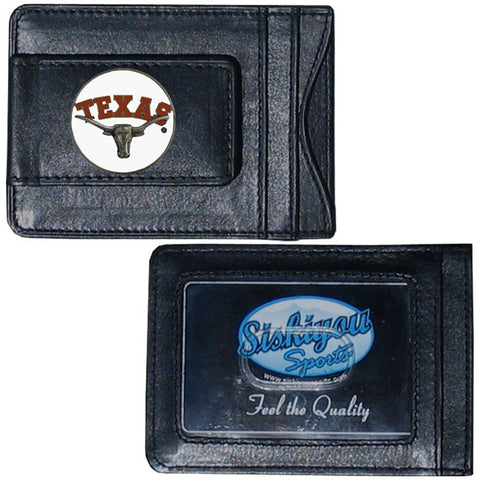 Texas Leather Cash & Cardholder