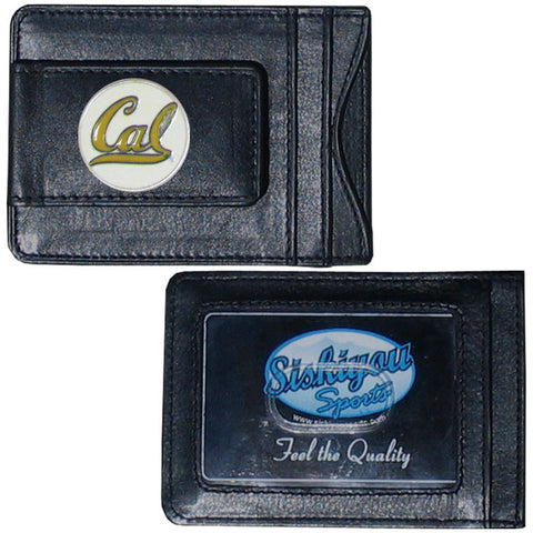 Cal Berkeley Leather Cash & Cardholder