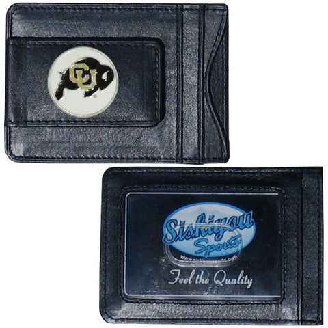 Colorado Leather Cash & Cardholder