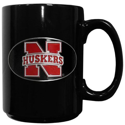 Nebraska Cornhuskers Ceramic Coffee Mug