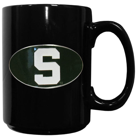 Michigan St. Spartans Ceramic Coffee Mug