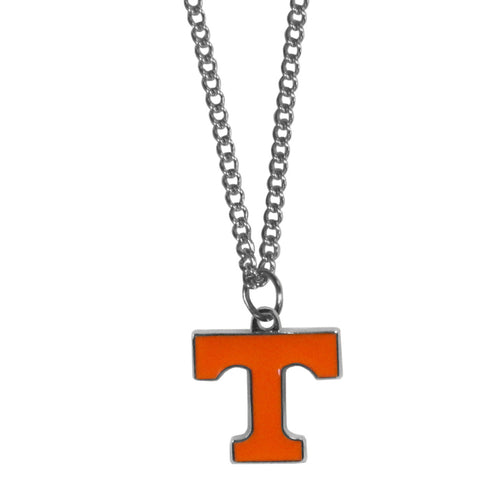 Tennessee Volunteers Chain Necklace with Small Charm