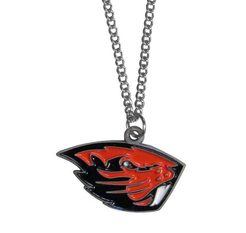 Oregon St. Beavers Chain Necklace
