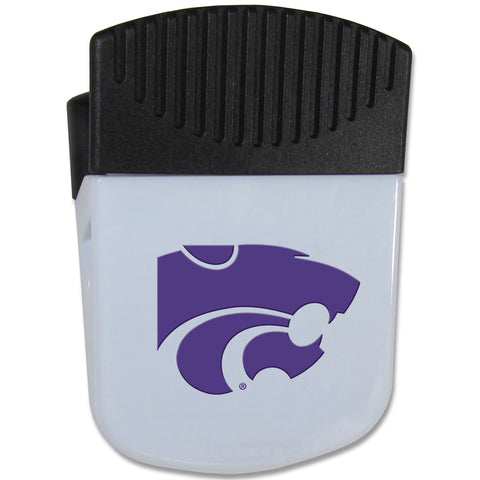 Kansas St. Wildcats Chip Clip Magnet