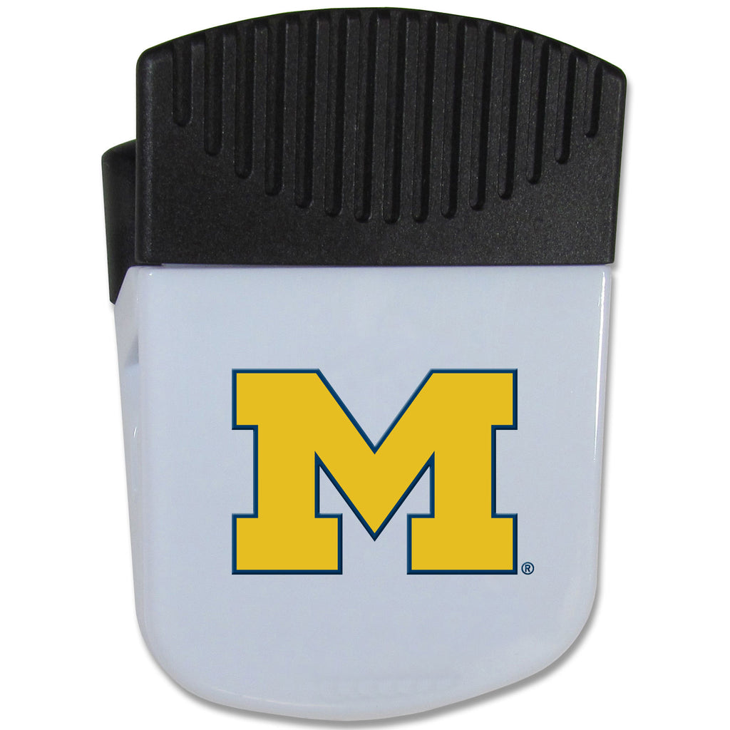 Michigan Wolverines Chip Clip Magnet
