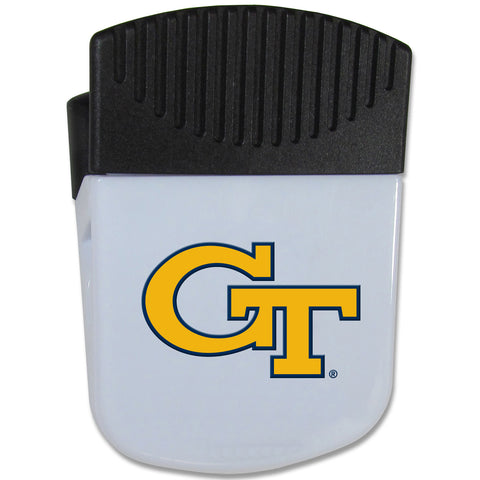 Georgia Tech Yellow Jackets Chip Clip Magnet