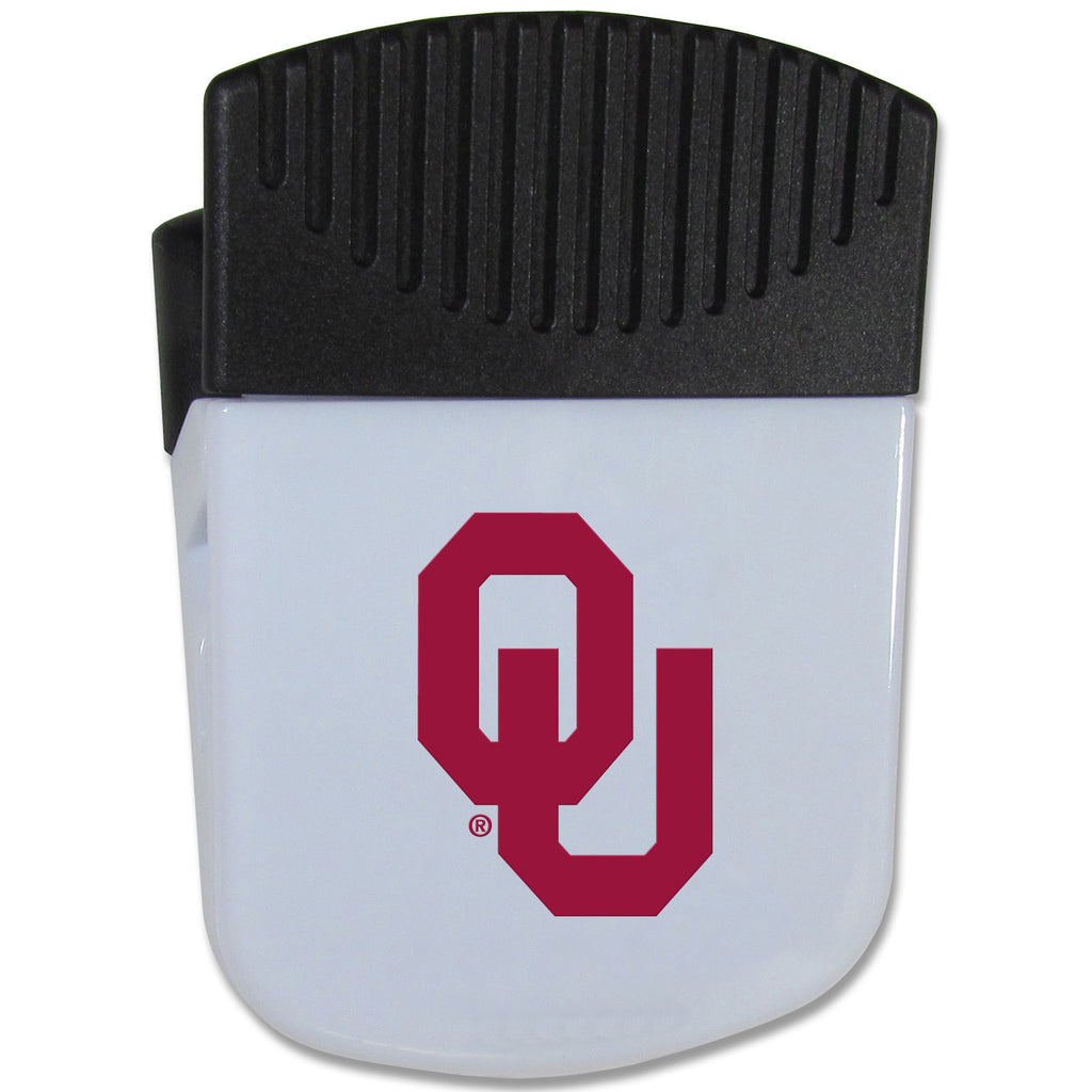 Oklahoma Sooners Chip Clip Magnet