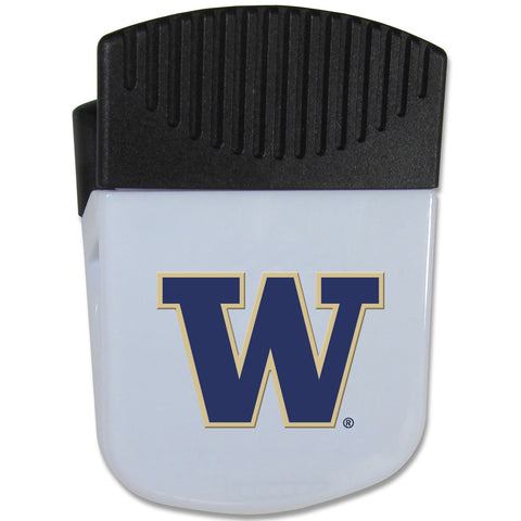 Washington Huskies Chip Clip Magnet