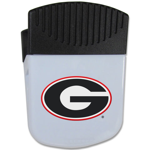 Georgia Bulldogs Chip Clip Magnet