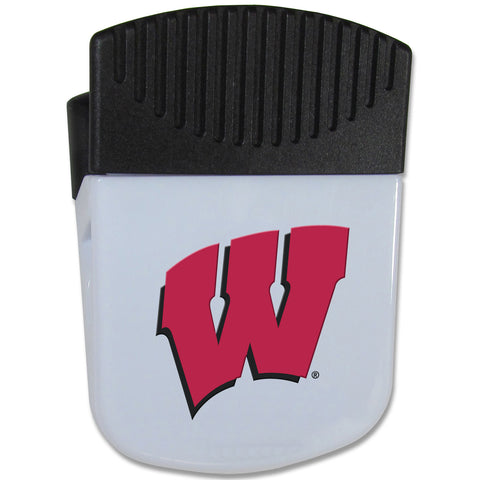 Wisconsin Badgers Chip Clip Magnet