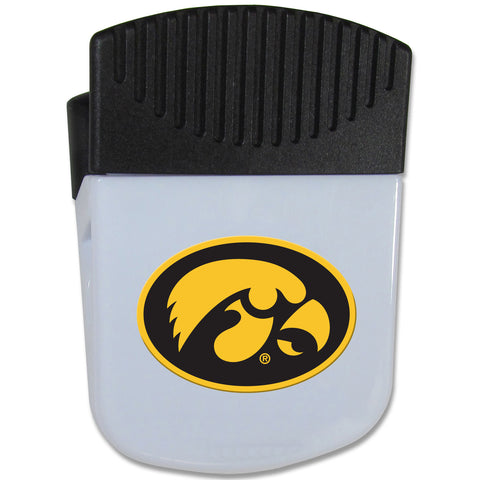 Iowa Hawkeyes Chip Clip Magnet