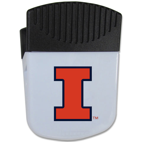 Illinois Fighting Illini Chip Clip Magnet