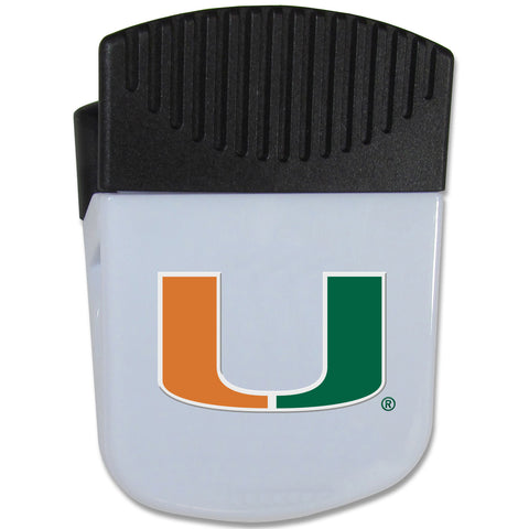 Miami Hurricanes Chip Clip Magnet