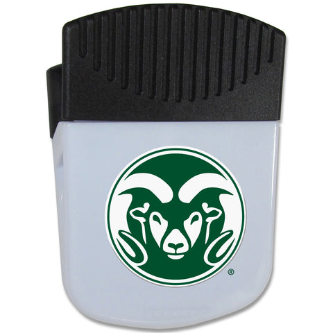 Colorado St. Rams Chip Clip Magnet