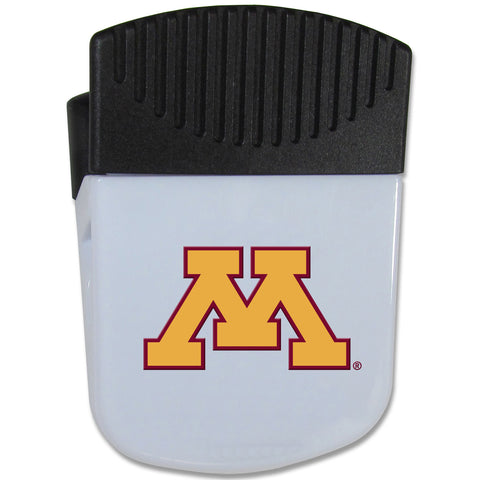 Minnesota Golden Gophers Chip Clip Magnet
