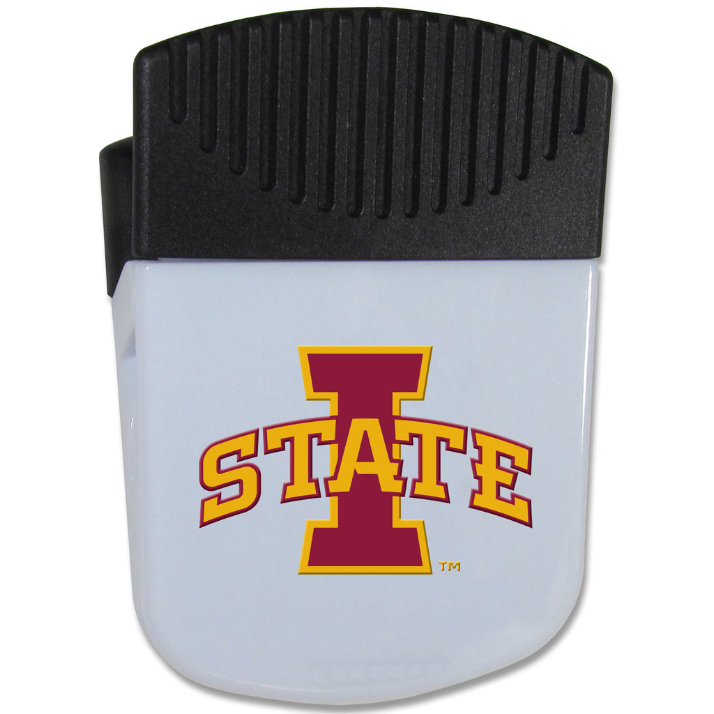Iowa St. Cyclones Chip Clip Magnet