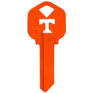 Kwikset Key - Tennessee Volunteers