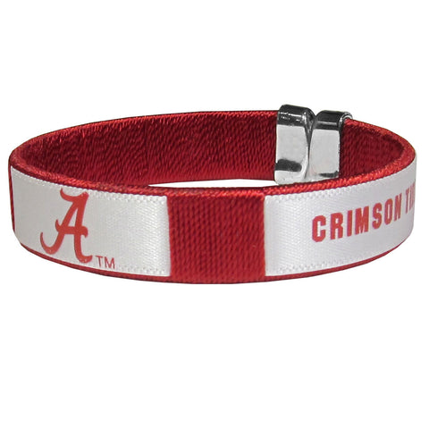 Alabama Crimson Tide Fan Bracelet