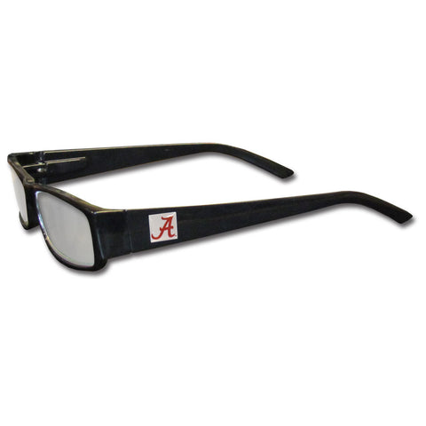 Alabama Crimson Tide Black Reading Glasses +2.00