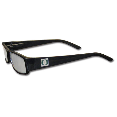 Oregon Ducks Black Reading Glasses +2.00