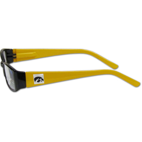 Iowa Hawkeyes Reading Glasses +2.25