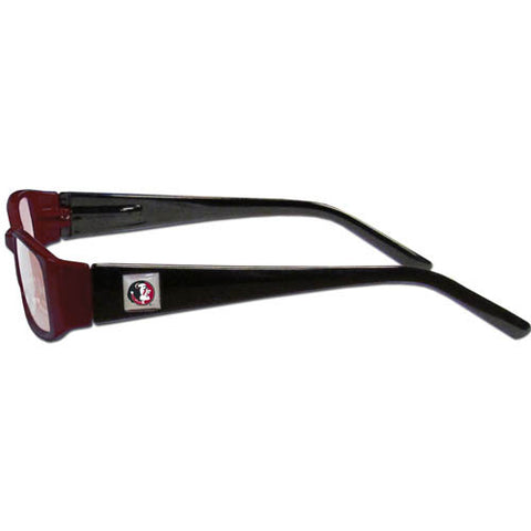 Florida St. Seminoles Reading Glasses +1.50