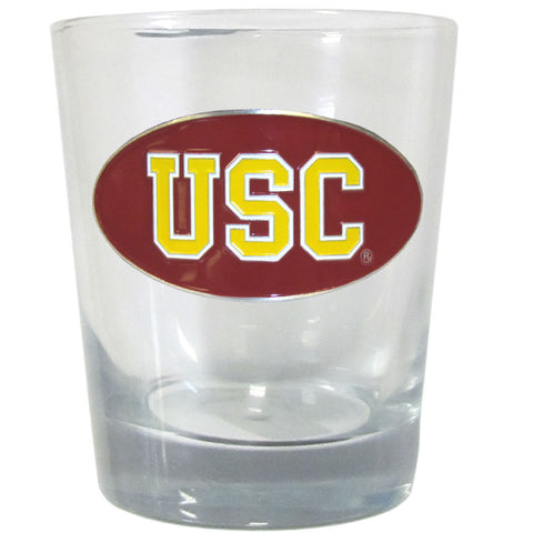 USC Rocks Glass