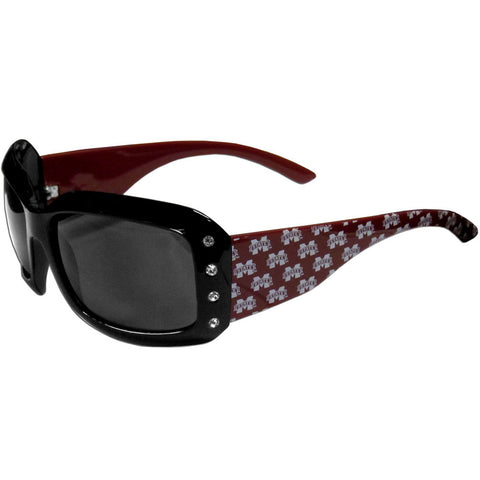 Mississippi St. Bulldogs Designer Women's Sunglasses