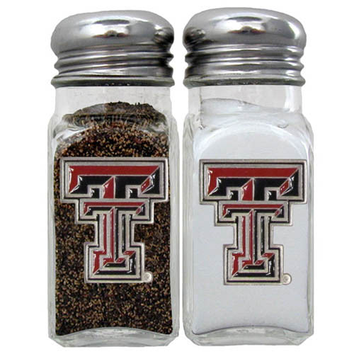 Texas Tech Salt & Pepper Shakers