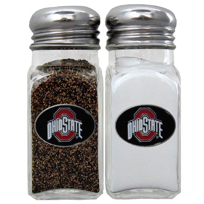 Ohio St. Buckeyes Salt & Pepper Shaker