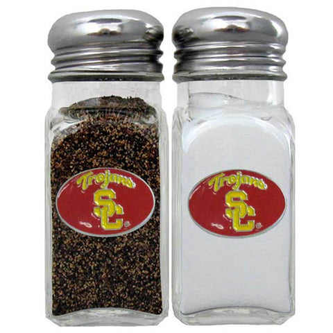 USC Trojans Salt & Pepper Shakers