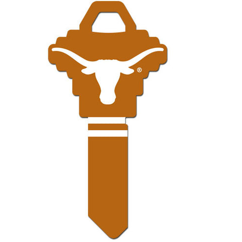 Schlage Key - Texas Longhorns