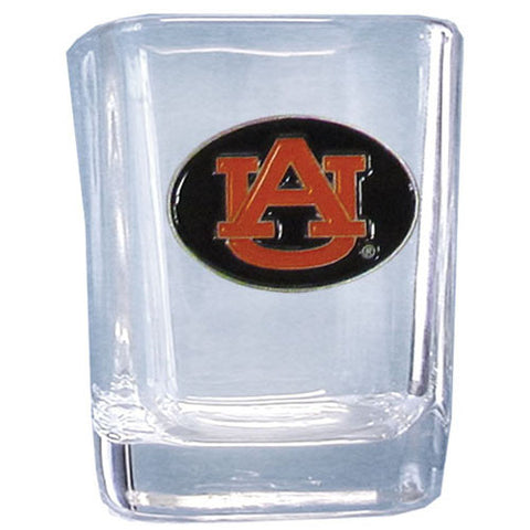 Auburn Tigers Square Shot Glass