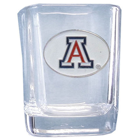 Arizona Wildcats Square Shot Glass